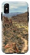 Grapevine Mountain Trail IPhone X Tough Case