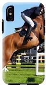 Horses Races IPhone X Tough Case