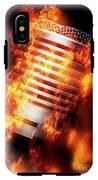 Hot Mic IPhone X Tough Case