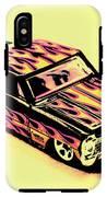 Hot Wheels IPhone X Tough Case