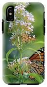 Hummingbird And Monarch IPhone X Tough Case