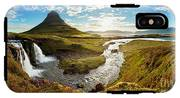 Iceland Landscape IPhone X Tough Case