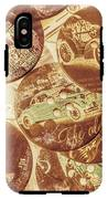 In Fashion Of Classic Cars IPhone X Tough Case