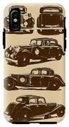 Jaguar Mark Iv Ss 2.5 Saloon IPhone X Tough Case