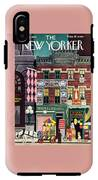 New Yorker June 1st 1946 IPhone X Tough Case