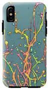 Liquid Rainbow IPhone X Tough Case