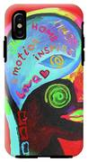 Love And Trust IPhone X Tough Case