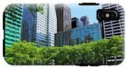 Lunch Break In Manhattan IPhone X Tough Case