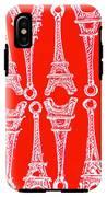 Match Made In Paris IPhone X Tough Case