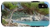 Mediterranean Landscape In Menorca IPhone X Tough Case