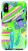 Mexicana Mixup IPhone X Tough Case