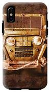 Mud Adventure IPhone X Tough Case