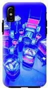 Neon Bar IPhone X Tough Case