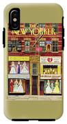 New Yorker April 27th 1946 IPhone X Tough Case