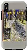 New Yorker December 28th 1946 IPhone X Tough Case