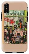 New Yorker December 8, 1951 IPhone X Tough Case