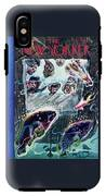 New Yorker January 19th 1946 IPhone X Tough Case