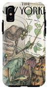 New Yorker July 10th, 2000 IPhone X Tough Case