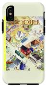 New Yorker July 19th 1947 IPhone X Tough Case