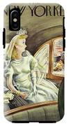 New Yorker June 20th 1942 IPhone X Tough Case