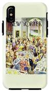New Yorker June 28th 1947 IPhone X Tough Case