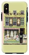 New Yorker March 2nd 1946 IPhone X Tough Case