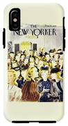New Yorker March 8, 1947 IPhone X Tough Case