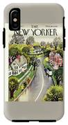 New Yorker May 3rd 1947 IPhone X Tough Case