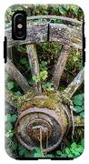 Old Abandoned Wagon IPhone X Tough Case