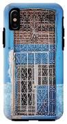 Old Door In Havana IPhone X Tough Case