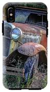 Old Model Aa Ford In The Jungle 2 IPhone X Tough Case