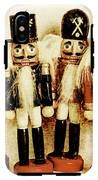 Old Nutcracker Brigade IPhone X Tough Case
