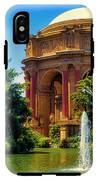 Palace Of Fine Arts Lagoon IPhone X Tough Case