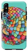 Pangolin IPhone X Tough Case