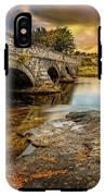 Pont Pen-y-llyn Bridge Snowdonia IPhone X Tough Case