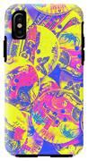 Pop Art Garage  IPhone X Tough Case
