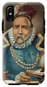 Portrait Of Tycho Brahe IPhone X Tough Case