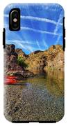 Reflections On The Colorado River IPhone X Tough Case