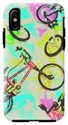 Retro Rides IPhone X Tough Case