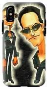 Rock N' Roll Warriors - U2 IPhone X Tough Case