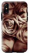 Rose Carmine IPhone X Tough Case