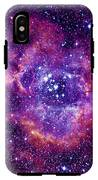 Rosetta Nebula IPhone X Tough Case