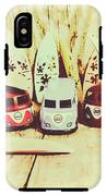 Sixties Dreaming IPhone X Tough Case
