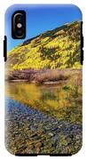Snowmass Creek IPhone X Tough Case