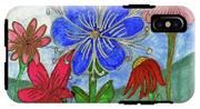 Spring Garden IPhone X Tough Case