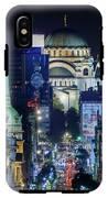 St. Sava Temple In Belgrade IPhone X Tough Case