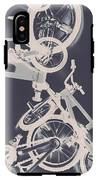 Stunt Bike Trickery IPhone X Tough Case