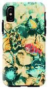 Synthetic Seas IPhone X Tough Case