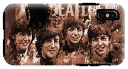 The Beatles Art  IPhone X Tough Case