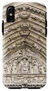 The Judgement Portal Of Notre Dame De Paris IPhone X Tough Case